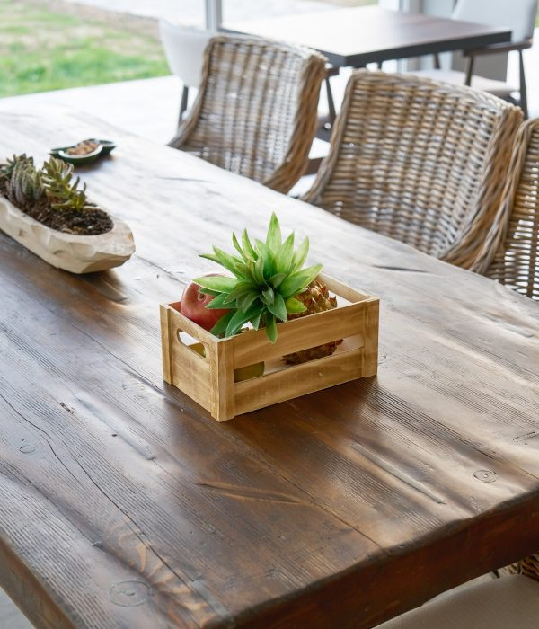 Furnishings Made Out Of Timber