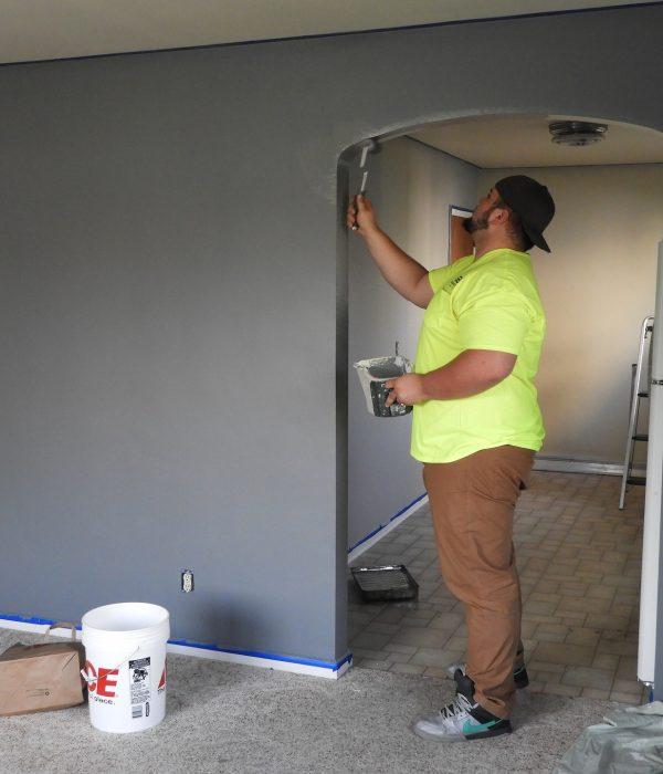 Knocking down VS Renovating